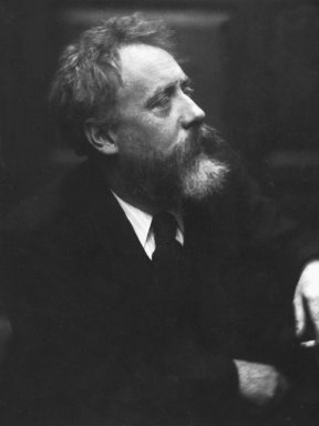 William Ernest Henley old photo